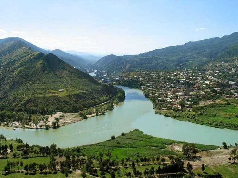 фото грузии природа