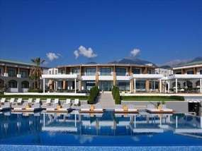Отель CAVO OLYMPO LUXURY RESORT & SPA 5*