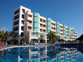 Отель BelleVue Palma Real 4*