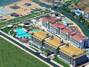Отель AYDINBEY KING'S PALACE & SPA 5 *