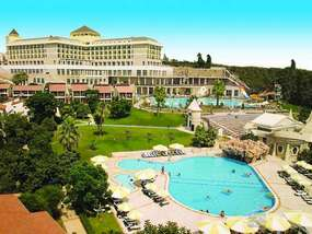Отель HORUS PARADISE LUXURY RESORT & CLUB HV-1/5*