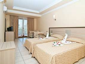 Номер отеля HORUS PARADISE LUXURY RESORT & CLUB HV-1/5*