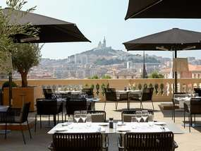 Ресторан отеля InterContinental Marseille - Hotel Dieu 5*