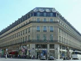 Отель InterContinental Paris Le Grand 4*