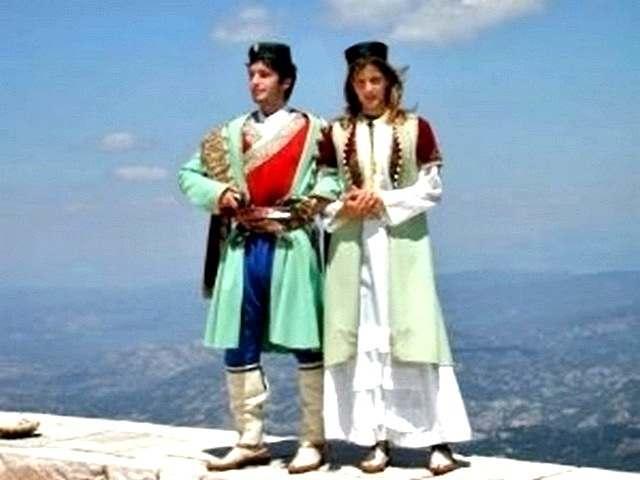 черногорские мужчины фото