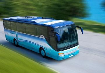 Преимущества аренды автобуса