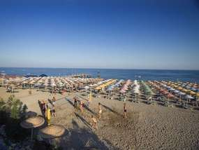 Пляж отеля CLUB HOTEL PHASELIS ROSE 5 *