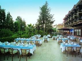 Ресторан отеля CLUB HOTEL PHASELIS ROSE 5 *