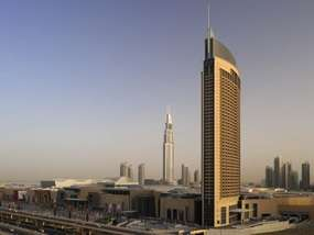 Отель THE ADDRESS DUBAI MALL 5 *