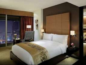 Номер отеля THE ADDRESS DUBAI MALL 5 *