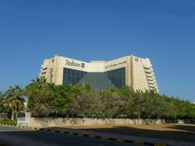 Отель RADISSON BLU RESORT SHARJAH 5*
